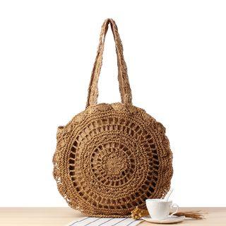STYLE CICI - Woven Hand Bag