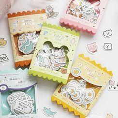 YUNO - Sticker (various designs)