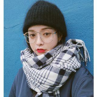 Aisyi - Round Metal Glasses