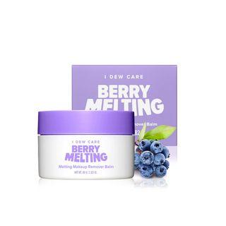 I DEW CARE - Berry Melting Melting Makeup Remover Balm