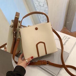 BAGUS - Crossbody Bucket Bag