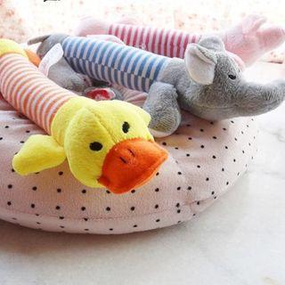 Puppis - Chenille Animal Doll Pet Toy