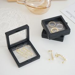 Vorkison - Set of 3 : Plastic Jewelry Box