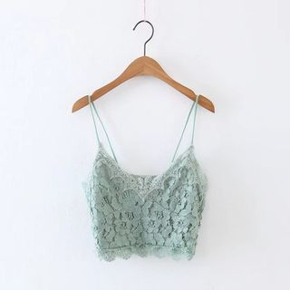 Amoura - Lace Camisole Top