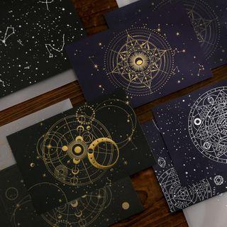 Monez - Letter Set  (various designs)