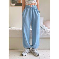 chuu - Pastel Jogger Sweatpants