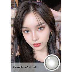 i - DOL - Canna Roze Yearly Color Lens #Charcoal Gray