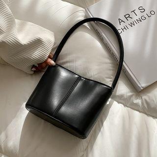 Skyglow - Mini Faux Leather Handbag