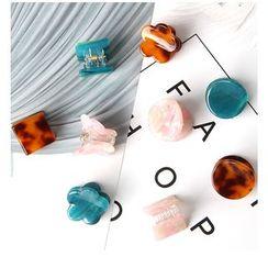 DOWWELL - Acetate Hair Clip (various designs)