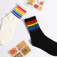 ASAIDA - Striped Socks