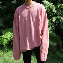 匡亿 - 长袖毛衣