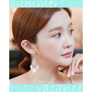 Miss21 Korea - Antique Chandelier Earrings