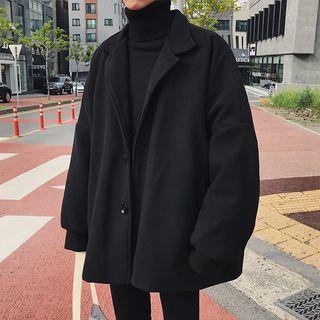 Breeson - Buttoned Coat