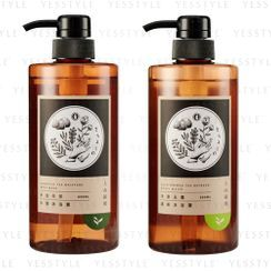 SOFNON - Tsaio Taiwan Tea Bathing Series Shower Gel 600ml - 2 Types