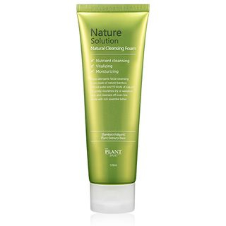 THE PLANT BASE - Nature Solution Natural Cleansing Foam 120ml