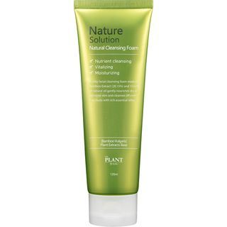 THE PLANT BASE - Nature Solution Natural Cleansing Foam