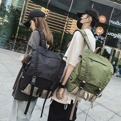 Carryme - Lightweight Flap Backpack