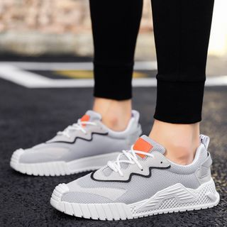 BELLOCK - Color Panel Athletic Sneakers