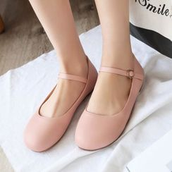 Shoes Galore - Mary Jane Flats