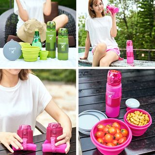 Homy Bazaar - 可摺叠瓶子