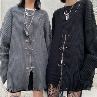 Porstina - 别针毛衣