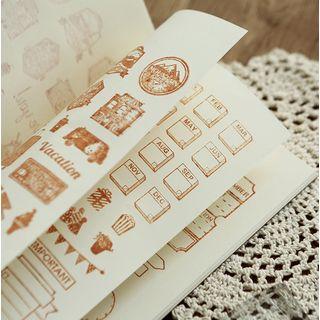 Tivi Boutique - Transparent Stamp (various designs)