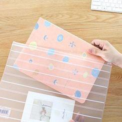 Cute Essentials - Stripe Document Pouch