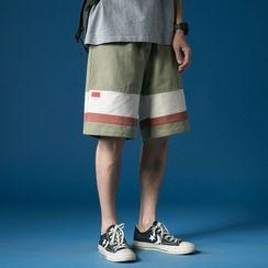 Alvicio - Color Block Shorts