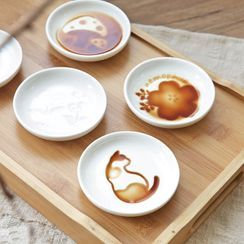Cute Essentials - Ceramic Saucer (various designs)