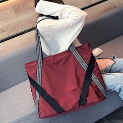 Emvee - Taped Tote Bag