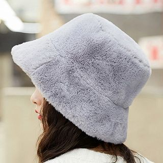 Parafae - 抓毛漁夫帽