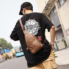 ETONWEAG - Faux-Leather Slingbag