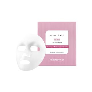 THANK YOU FARMER - Miracle Age Repair Cotton Mask 1pc