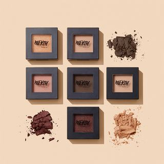 MERZY - The First Eye Shadow - 5 Colors