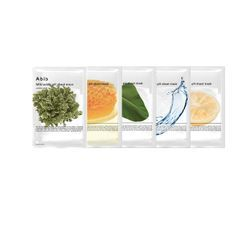 Abib - Mild Acidic pH Sheet Mask Set - 4 Types