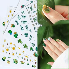 WGOMM - Nail Art Stickers
