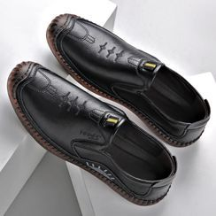Vilash - Genuine Leather Slip-Ons