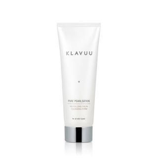 KLAVUU - Pure Pearlsation Revitalizing Facial Cleansing Foam 130ml