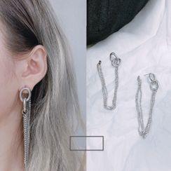 PANGU - Chain Dangle Earring