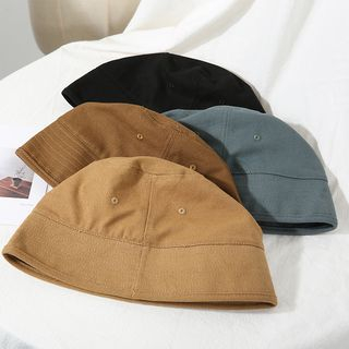 Skycap - Street Fashion Plain Bucket Hat