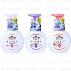 LION - Kireikirei Medicated Foam Hand Soap 250ml - 3 Types
