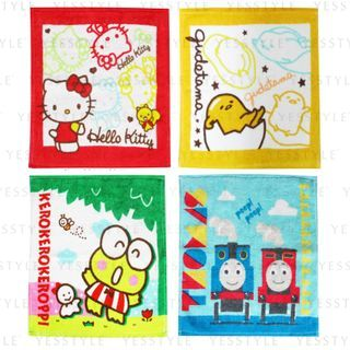 Sanrio - Hand Towel - 9 Types
