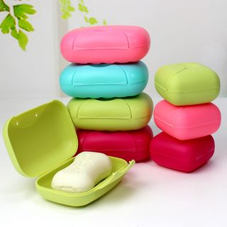 Oolulu - 旅行肥皂保護套