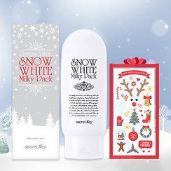 丝柯莉 - Snow White Milk Pack Christmas Edition