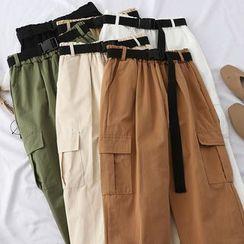 Oneiroi - Cargo Harem Pants