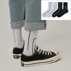ASAIDA - Line Printed Socks