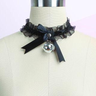 Esuno - Lace Bell Choker