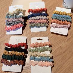 Pompabee - Fabric Scrunchie