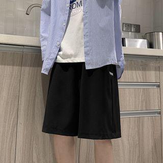 emeisa - Wide Leg Sweatshorts