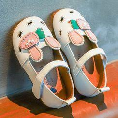 Cool Kid - 小童小兔瑪莉珍平跟鞋